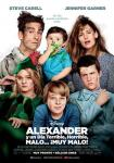 ALEXANDER Y UN DIA TERRIBLE, HORRIBLE ,MALO  ...  !  |  2 - D  | 6:15